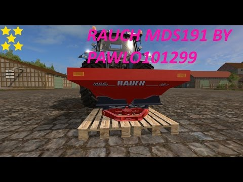 Rauch MDS191 by pawlo101299