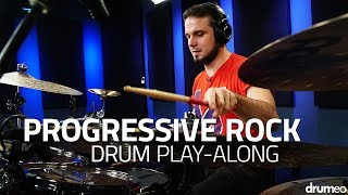 """Song chart & MP3 tracks:►http://www.Drumeo.com/blog/progressive-rock-drum-play-along/Here's something special for all you prog heads out there! Adam Marko from the band Special Providence was kind enough to provide us with a play-along version of their track """"Awaiting"""" from their 2015 album Essence Of Change. The song includes elements of rock, metal, and progressive music.As with most play-alongs, we recommend you experiment and come up with your own ideas to compliment the music. Have fun! :)Follow us!►Facebook: http://www.facebook.com/drumeo/►Instagram: http://www.instagram.com/drumeoofficial/"""