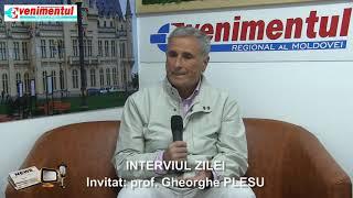INTERVIUL ZILEI/ Invitat: prof Gheorghe Pleșu