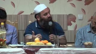 Fjalim me rastin e synetisë së Hanit - Hoxhë Bekir Halimi