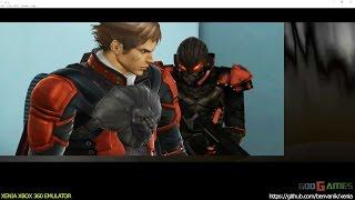 Nonton Xenia Xbox 360 Emulator - Tekken 6 Ingame! Film Subtitle Indonesia Streaming Movie Download