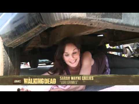 The Walking Dead Season 2 (First Day of Shooting)