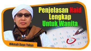 Video Penjelasan Haid Lengkap Untuk Wanita - Hikmah Buya Yahya MP3, 3GP, MP4, WEBM, AVI, FLV November 2018