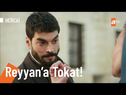 Reyyan'a kalkan el karşısında Miran'ı bulur! - @Hercai 60. Bölüm
