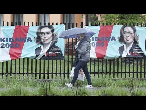 Πολωνία: Αναβλήθηκαν οι προεδρικές εκλογές της 10ης Μαΐου…