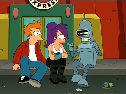 Futurama | Season 3 ,Episodes 9  : The Cyber House Rules Part 1/2