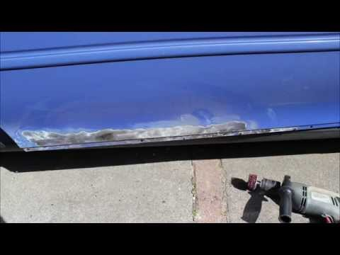 How to fix rust, prime and repaint your car