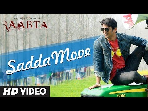Raabta: Sadda Move Song | Sushant Rajput, Kriti Sa