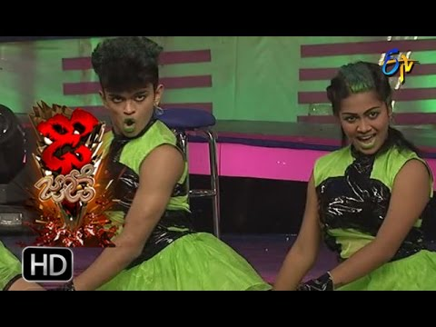 Sanketh And Priyanka Performance | Dhee Jodi | 21st September 2016| ETV Telugu
