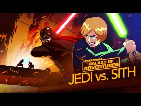 Jedi vs. Sith - The Skywalker Saga | Star Wars Galaxy of Adventures