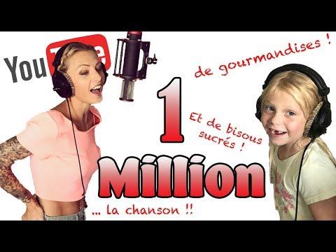 ♡• 1 MILLION DE GOURMANDISES !! | FT. LOUKA •♡ (видео)