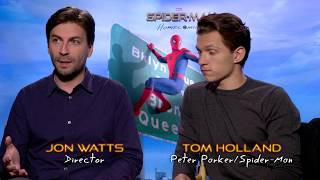 Peter Parker is a high school student with a secret, but in SPIDER-MAN: HOMECOMING, he shares the same universe as other superheroes. Hear from the crew about the new narrative in this exclusive clip.Spider-Man Homecoming opens at AMC Theatres on July 7! Get tix now: amc.film/2rJwDY5
