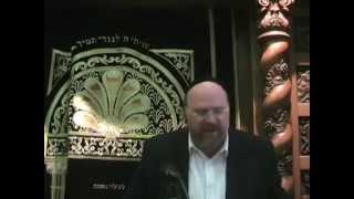 """הרב ברוך רוזנבלום – פרשת ראה (ה'תשס""""ח)"""