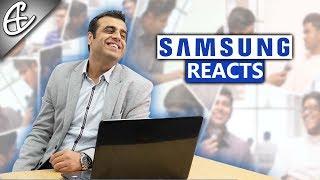 GALAXY M - Samsung Reacts to Millennials!