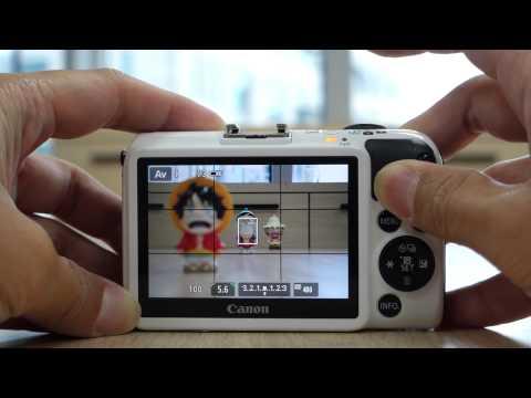 【Canon EOS M2】搭配EF M 18 55mm f3 5 5 6 IS STM 自动对焦示范