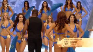Video Miss World Hungary 16 finalist girls in bikini with the amazing performance of Haddaway MP3, 3GP, MP4, WEBM, AVI, FLV Juni 2018