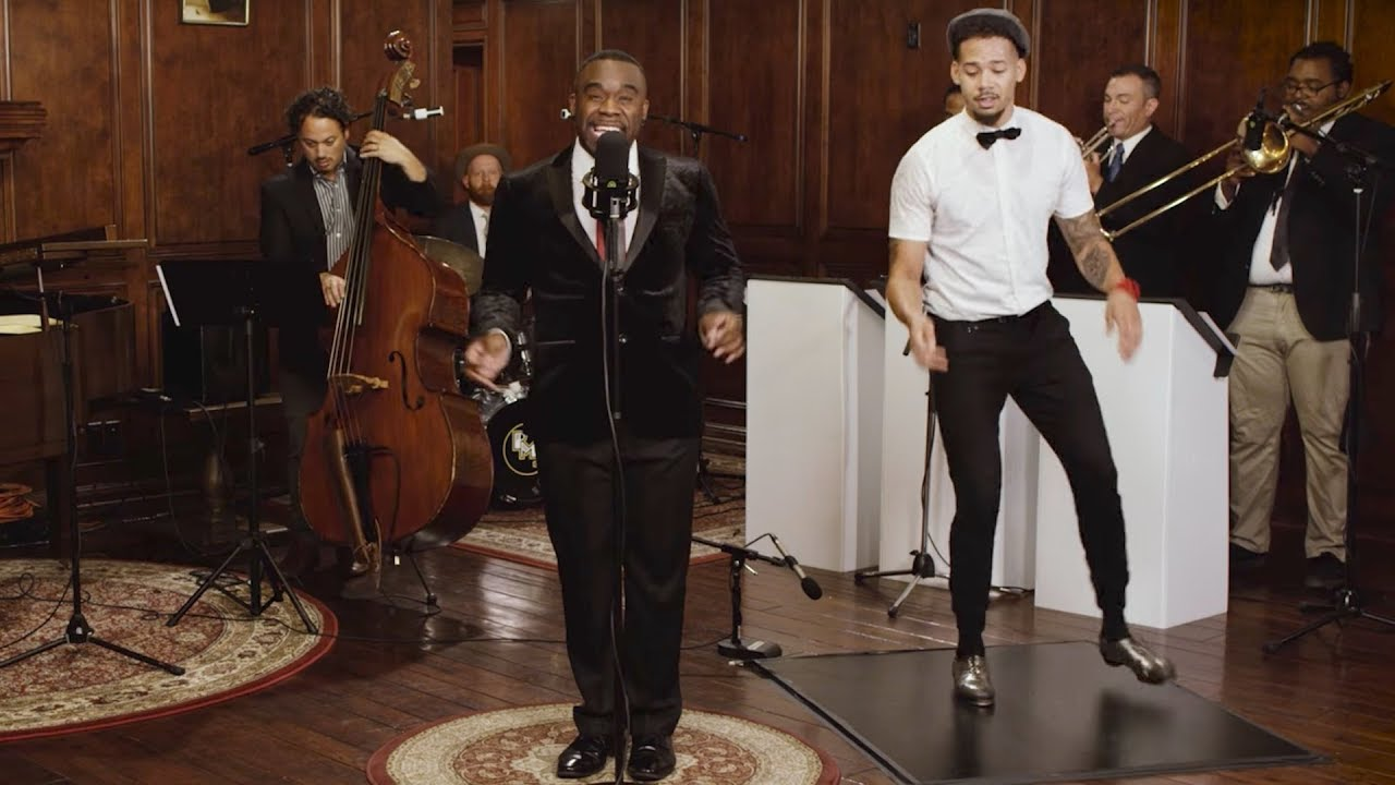 That's What I Like – Bruno Mars (Rat Pack Style Cover) ft. LaVance Colley & Lee Howard