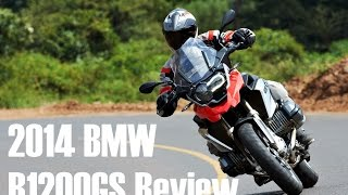 7. BMW R1200GS 2014 First Ride & Impressions