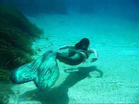 MerBella Mermaids at Rainbow River