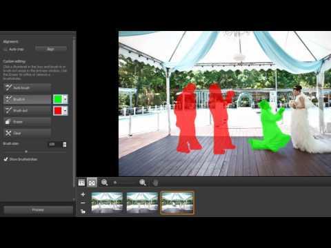 Video 0 de PaintShop Pro: Mezclar fotos con Corel PaintShop Pro 1