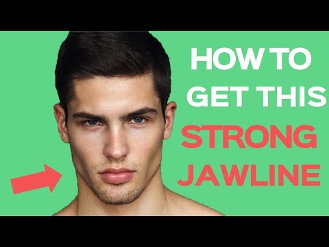 Mens hairstyles - How To Get A Strong Jawline - 4 Tips For A More Structured Chiseled Face