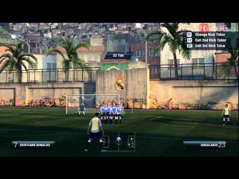 Fifa 13 | Freistoss Tutorial | Detailliert + Tactical Freekicks | von PatrickHDxGaming