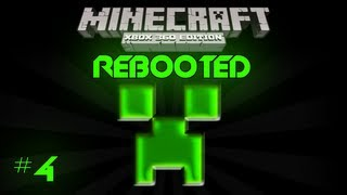 Minecraft Rebooted - #4 - Giant Mushrooms and Ender Pearls!!!! (Xbox Lets Play)
