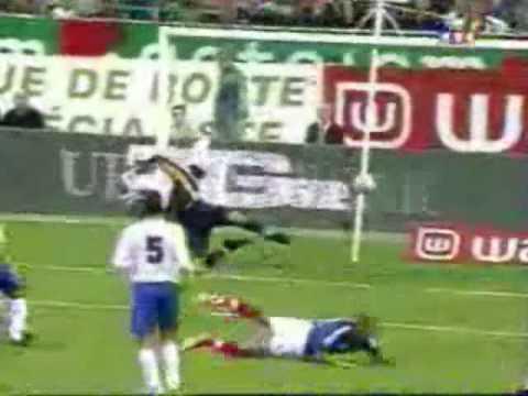 Todos los goles de Trezeguet en la selección francesa