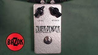 Manlay Sound Super Bender (Tone Bender) MK II ▻SUB: http://bit.ly/BAZSub ▻LIVE: http://bit.ly/BAZlive ▻GRUPA:...