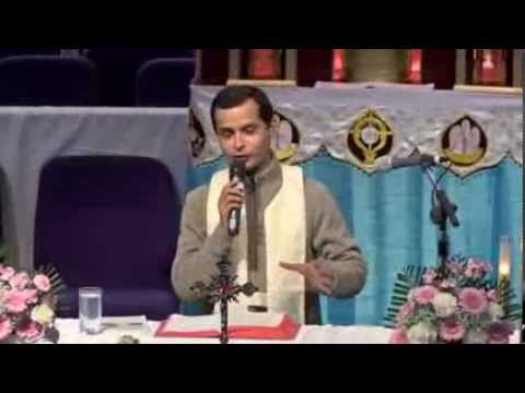 Fr Dominic Valanmanal Second Saturday Convention October 2013 Part 1