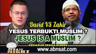 Video Yesus Terbukti Muslim ? Ini Jawabannya - Zakir Naik VS David Wood MP3, 3GP, MP4, WEBM, AVI, FLV September 2017