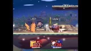 Amazing Pikachu Combo Video by Shimitake
