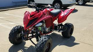 10. 2019 Yamaha Raptor 700R SE