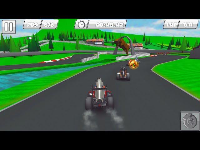 MiniDirvers - The videogame