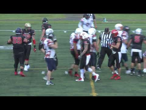LFS12 Semaine 1: Huskies vs Mercenaires (05/09/20)