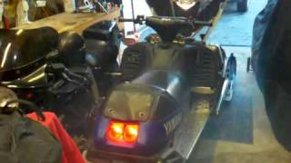 9. Yamaha sxv 700 viper for sale