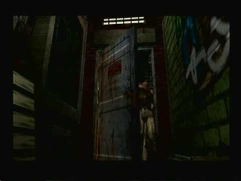resident evil 3 nemesis gamecube test