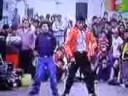 comicos ambulantes bailando cuentos de la cripta