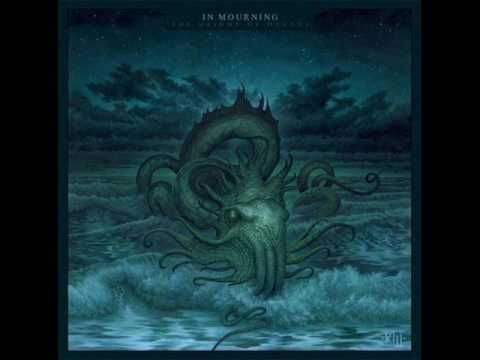 In Mourning - The Weight of Oceans [Full Album] (видео)