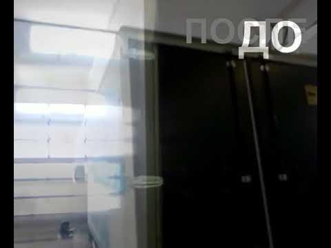 Задние распашные ворота Малышев А.А. Пензатент г.Пенза