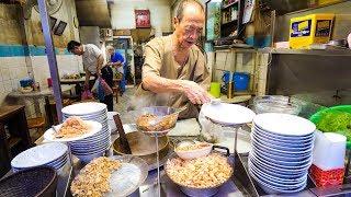 Video Ancient Thai Street Food - 90-Year Old Restaurant FISH RICE SOUP in Bangkok, Thailand! MP3, 3GP, MP4, WEBM, AVI, FLV Juli 2019