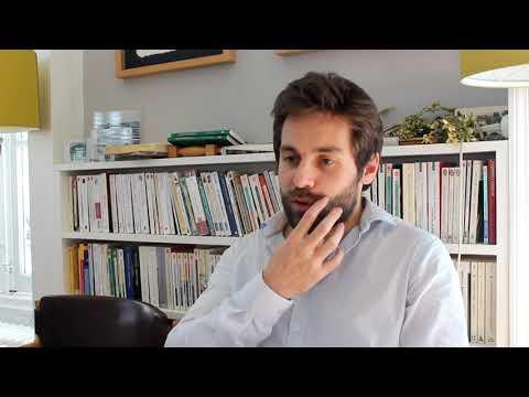 Julien Teyssandier parle de son roman: Ceux qui voudraient fuir
