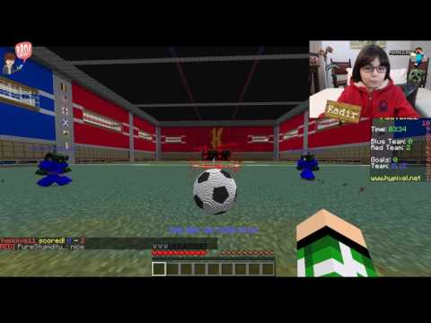 Minecraft Futbol Soccer - BKT