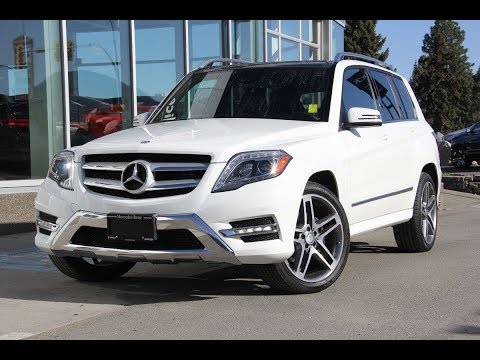 2015 Mercedes-Benz GLK250 For Sale @ Mercedes Benz Kamloops