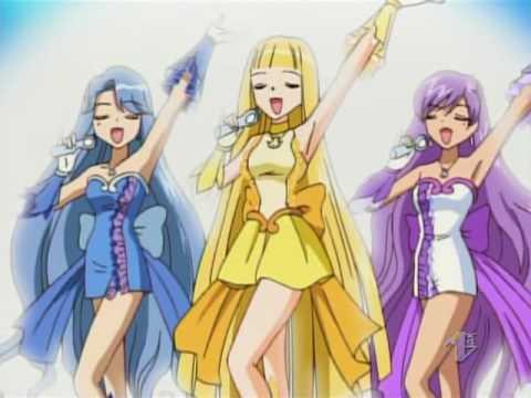 Mermaid Melody Principesse Sirene episodio 68 (2parte)