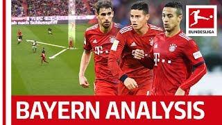 Video Martinez, Thiago & James - How Bayern's Midfield Masterminds Pull The Strings MP3, 3GP, MP4, WEBM, AVI, FLV Maret 2019