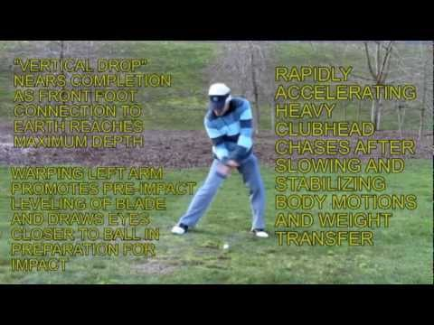 Moe Norman Genius Golfer – Swing Analysis by his Former Caddie
