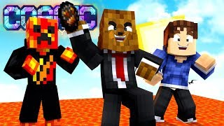 I Spent $21,000,000 To Get Woofless Burnt Smoked Beef - Minecraft Cosmic Sky Omega #4 | JeromeASF