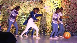 A Glimpse at EBS Tv's 2009 New Year Special Show: Yared Negu Live/ Yemerkato Arada