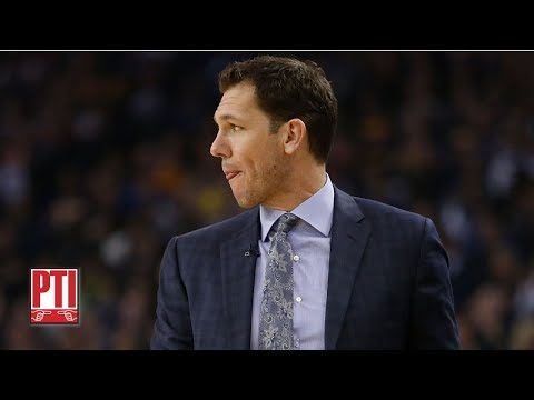 Video: Firing Luke Walton would create more Lakers dysfunction – Michael Wilbon | Pardon the Interruption